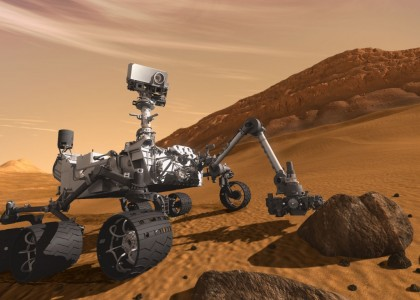 Mars łazik