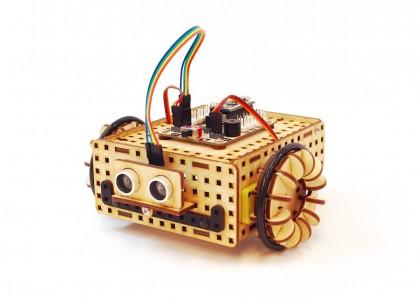 Robot - pojazd