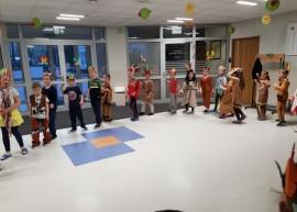 Tańczymy Indiański taniec